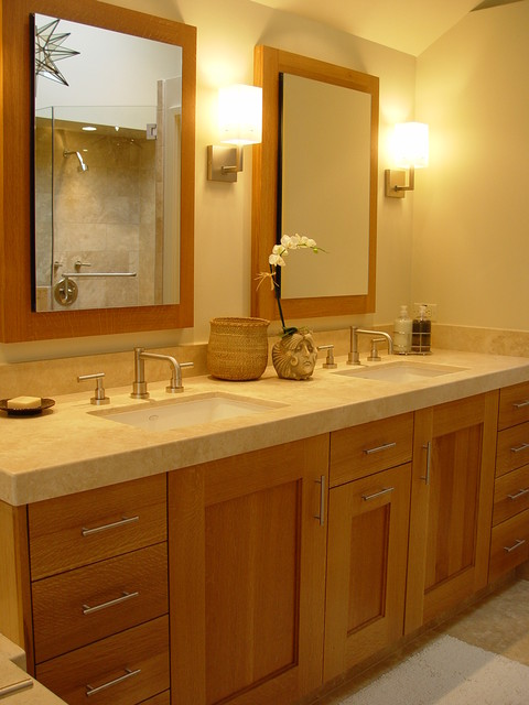 Orinda residence contemporary-bathroom