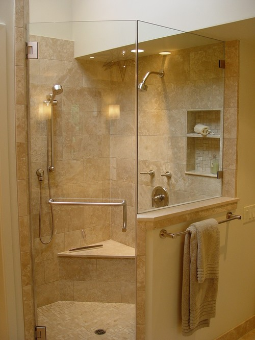 Donco designs is a pompano beach remodeling contractor for Bathroom designs with corner bath