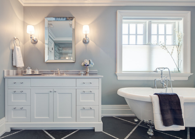 Oriole Traditional Bathroom Toronto By Frahm