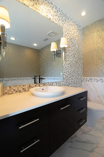 Orlando Country Club Transitional Kitchen Remodel