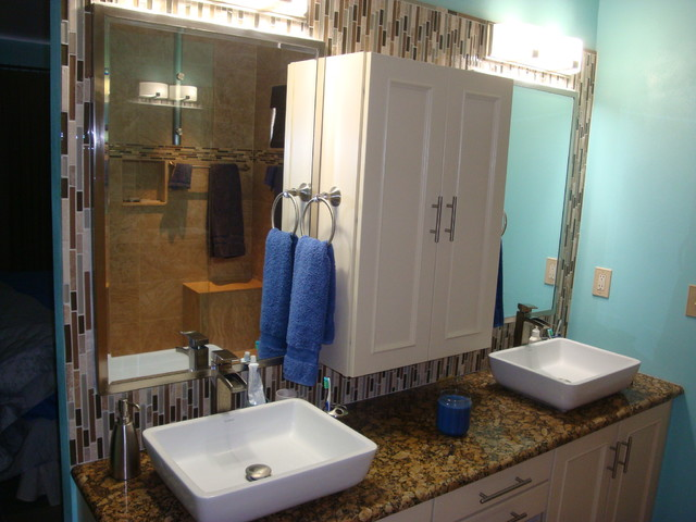 Orlando fl master bath remodel for Bathroom remodel orlando