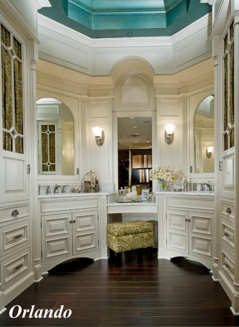 Orlando Showroom Traditional Bathroom Other Metro