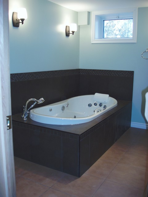 Oro Modern Bathroom Toronto By Sch Home Improvements