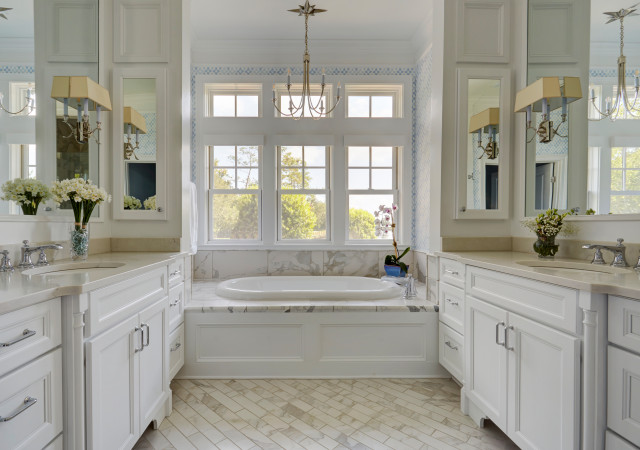 Sink Or Two In Your Master Bathroom
