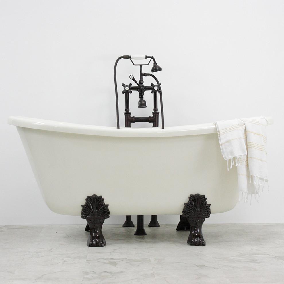 Ottavio Bisque Tub Package from The Tub Studio ...