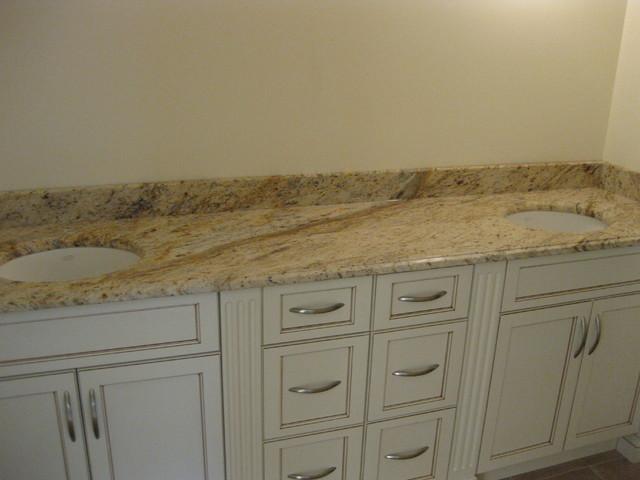 Ottawa Granite Bathroom Vanity Tops Traditional