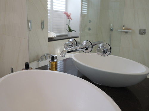 Award Winning Modern Ensuite Bathroom In Ottawa Ontario