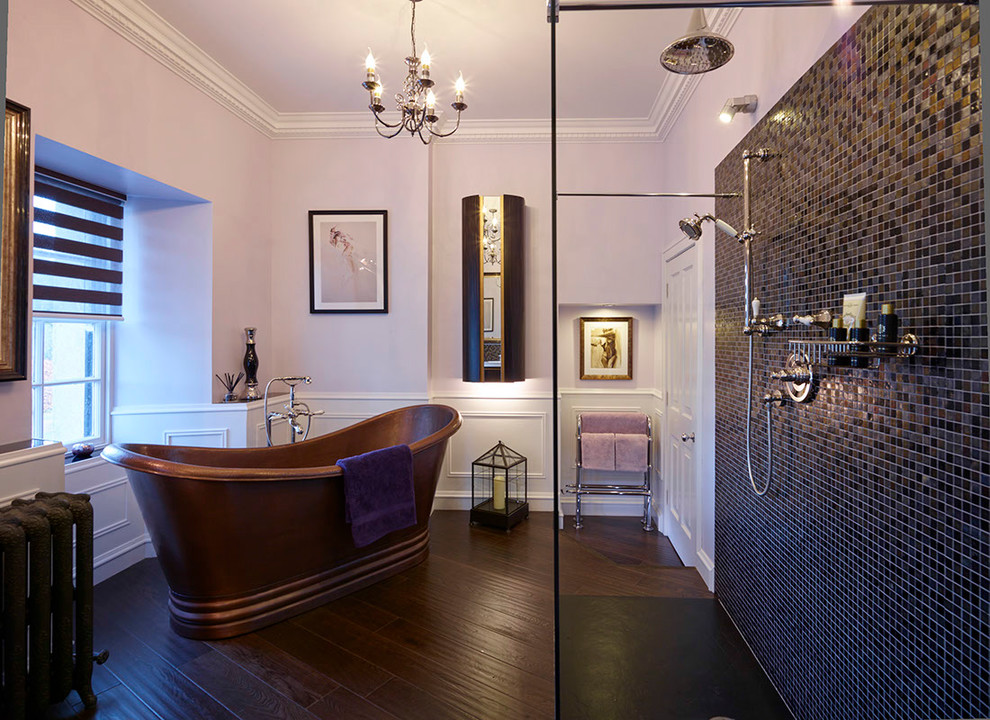 Our latest bathroom design in Aberdeen - Traditional ...