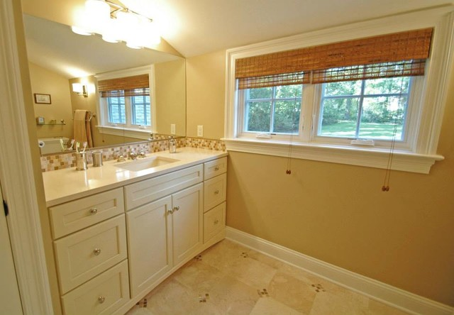 Our Own Home Renovation Traditional Bathroom New