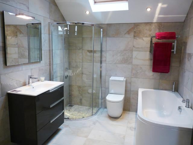 Our showroom contemporary bathroom dublin by for Bathroom ideas dublin
