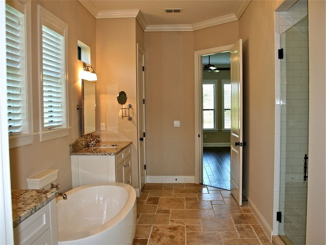 Our Work traditional-bathroom