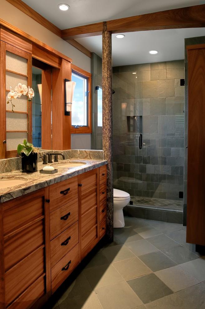 Our Work - Asian - Bathroom - San Diego - by CTT Furniture