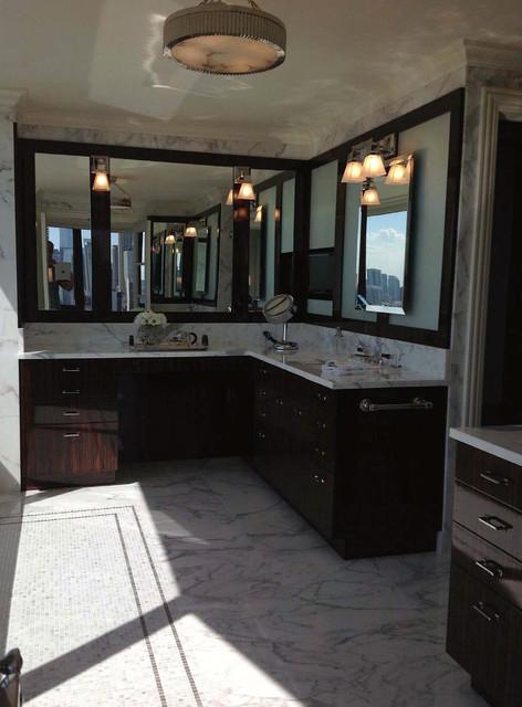 Our Work contemporary-bathroom