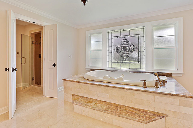 Our Recommendations For Traditional Bathrooms: Our Work