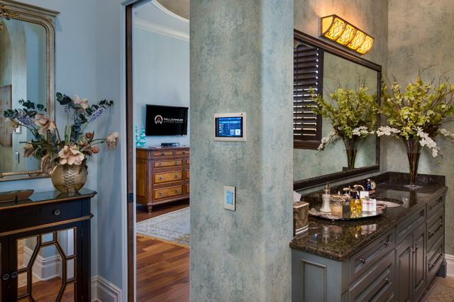 our work traditional bathroom orlando by