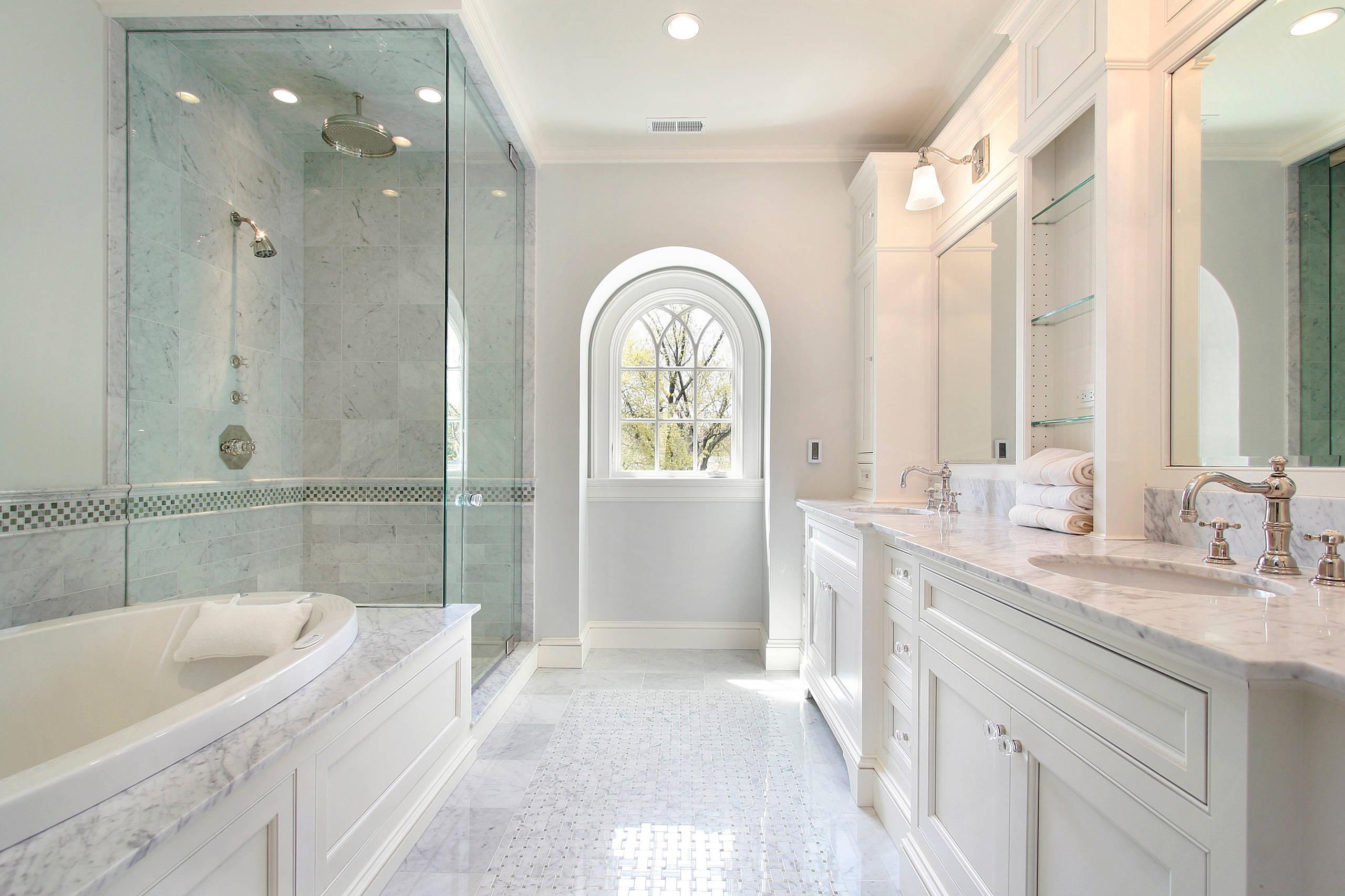 Faux Marble Bathroom Ideas Houzz