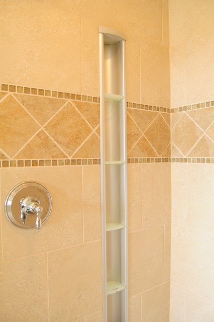 Overland Park Master Bath #1 traditional-bathroom