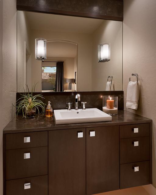 ownby design contemporain salle de bain phoenix par ownby design. Black Bedroom Furniture Sets. Home Design Ideas