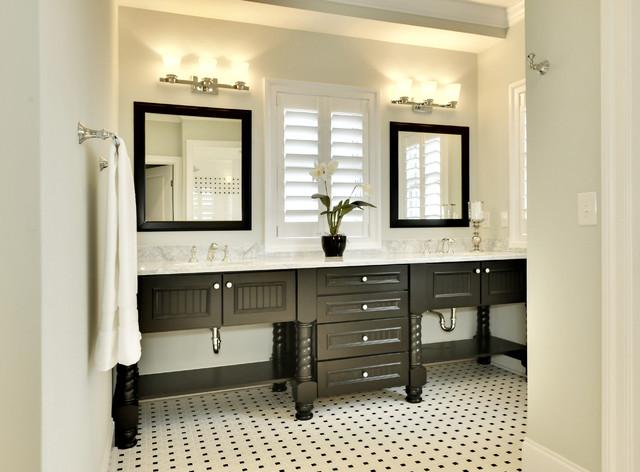 Owner's Bath beach-style-bathroom