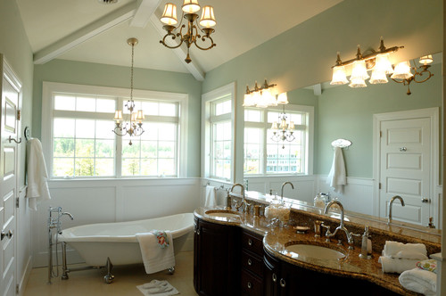 Best Paint Colors For Bathroom the 6 best paint colors that work in any home | huffpost