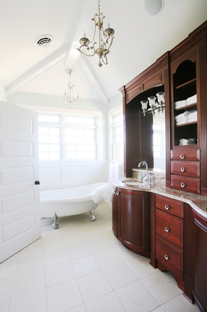 Owner's Bath traditional-bathroom