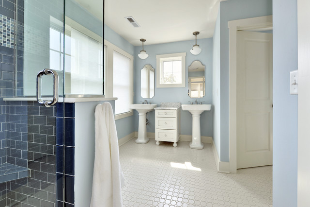 Owners Bath Traditional Bathroom Philadelphia By Echelon Custom Homes