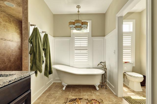 Owners Bath traditional-bathroom