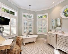 Owners Bath beach-style-bathroom