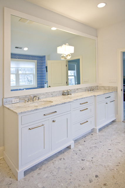 Oxford Development - Contemporary - Bathroom - Chicago ...