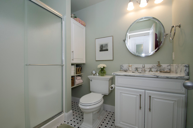 Oxley bathrooms traditional bathroom boise by ck for Bath remodel boise