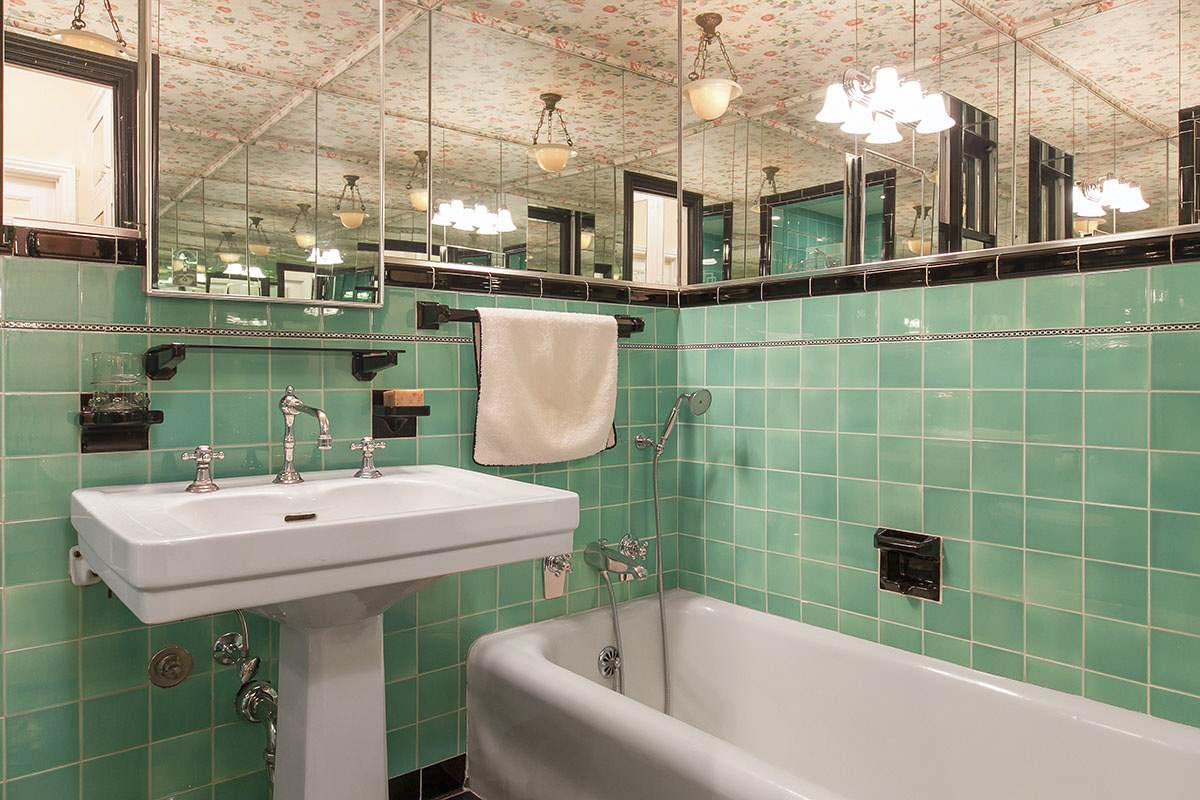 Art Deco Wall Tile Houzz