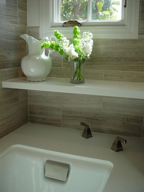 Pacific Heights Mediterranean Modern Bathroom Other