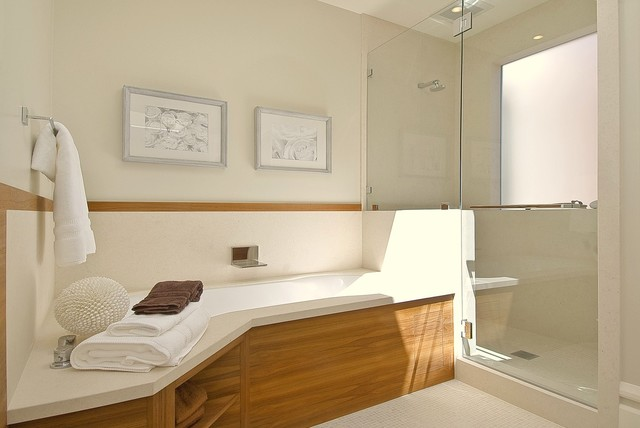Pacific Heights Remodel and Addition contemporary-bathroom