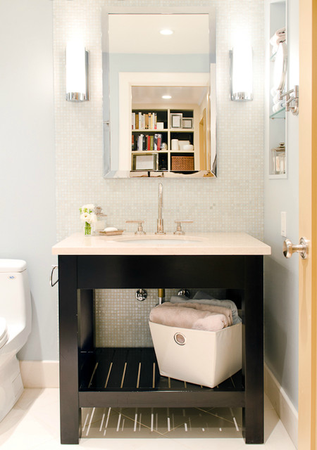 Pacific Heights Remodel contemporary-bathroom