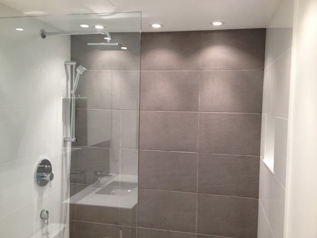 Pacific st contemporary bathroom vancouver by mike for Bathroom design vancouver