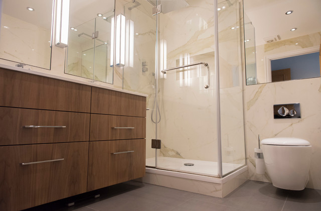 Paddington Contemporary Bathroom London By Kia Designs
