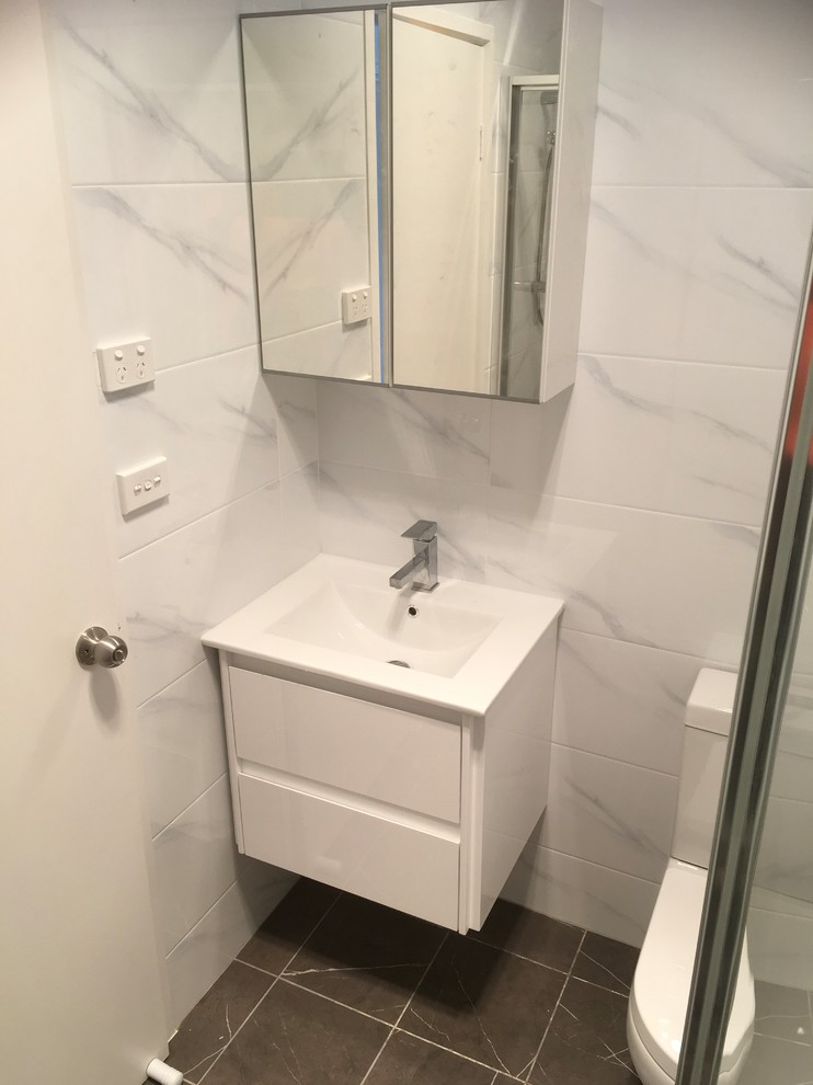 Page ACT - Contemporary - Bathroom - Canberra - Queanbeyan ...