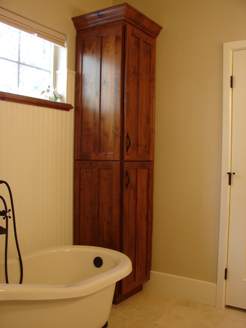 Pagentry, Mountain West Builders - Craftsman - Bathroom - Denver - by Castle Kitchens and Interiors