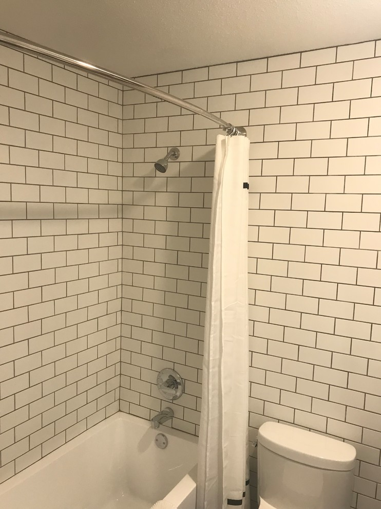 Inspiration for a bathroom remodel in Vancouver