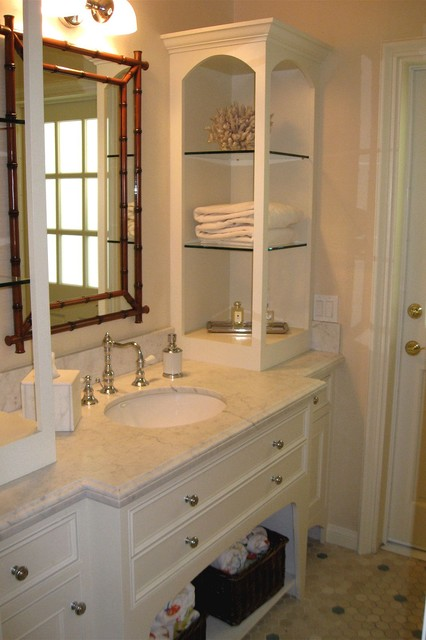 Palisades Bath And Kitchen Remodel Traditional Bathroom Los Angeles By Woods