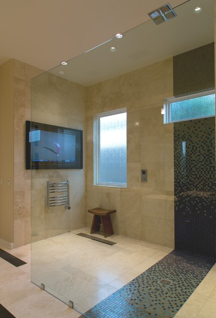Palm Desert Master Bath Remodel Contemporary Bathroom Other By An Interior Motive