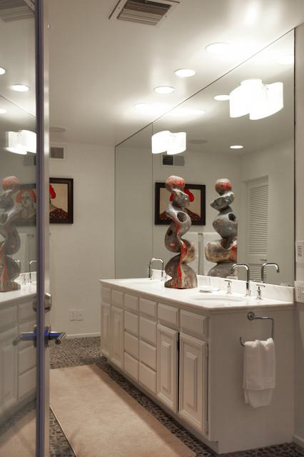 Palm Springs Modern midcentury-bathroom