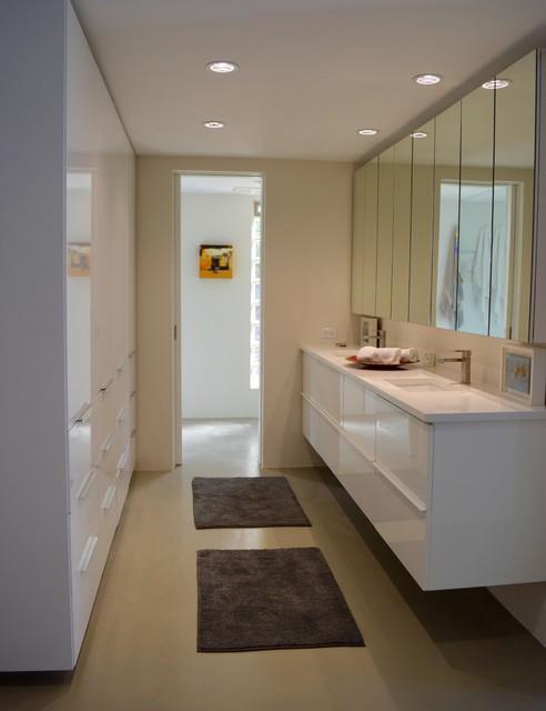 Palm Springs Remodel Modern Bathroom Los Angeles