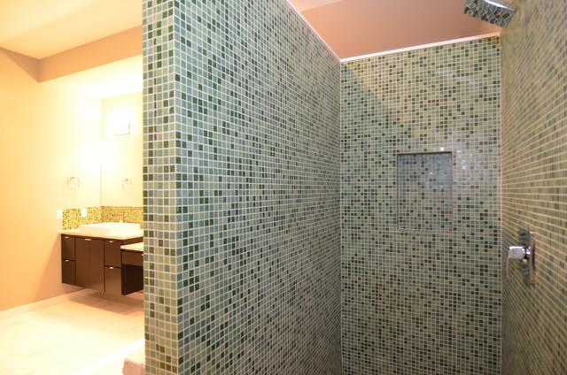 Palmyra contemporary-bathroom