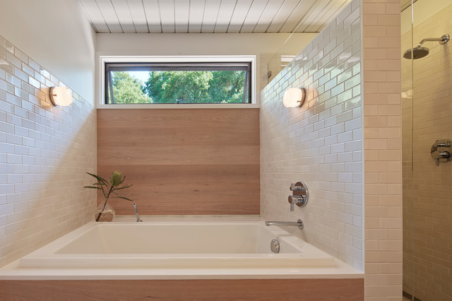 Finlay Eichler Major Remodel Midcentury Bathroom San