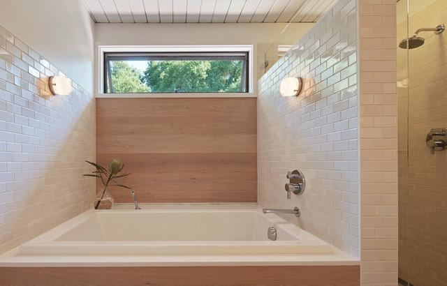 Palo alto eichler midcentury bathroom san francisco by yamamar design - Bathroom design san francisco ...