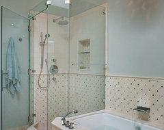 Palo Alto Kitchen & Bath Addition traditional-bathroom