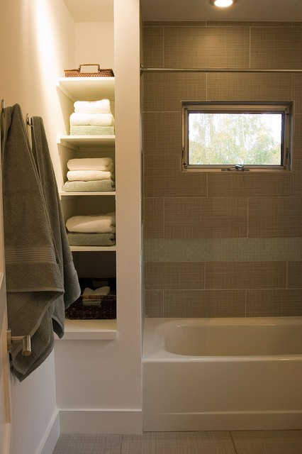 Palo Alto Residence contemporary bathroom
