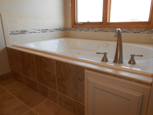 Papillion Master Bath Update Traditional Bathroom Omaha By