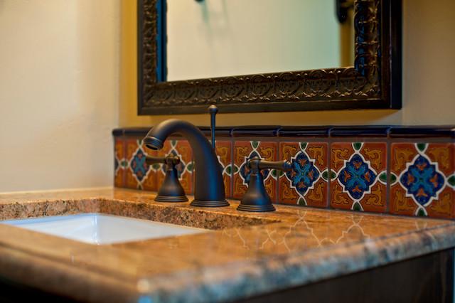 Parade 2012- Hacienda - Southwestern - Bathroom - Austin - by ...